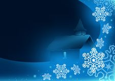 приветствия рождества Стоковая Фотография