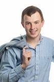 Приветливый молодой человек Стоковые Фотографии RF