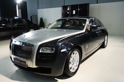 привидение Rolls Royce стоковая фотография