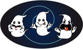 привидения малые Стоковое Изображение