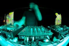 привидение dj Стоковая Фотография RF