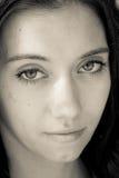 привлекательная девушка Стоковая Фотография