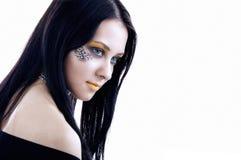привлекательная девушка Стоковые Фотографии RF
