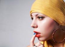 привлекательная женщина портрета Стоковые Фотографии RF