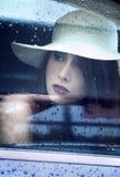 привлекательная женщина Стоковые Изображения