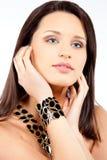 привлекательная красивейшая женщина Стоковые Фотографии RF