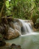 Привлекательности водопада Таиланда естественные стоковая фотография