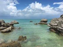 Привлекательности в Бермудских Островах стоковая фотография rf