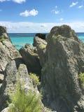 Привлекательности в Бермудских Островах стоковые фотографии rf