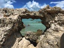 Привлекательности в Бермудских Островах стоковые изображения rf