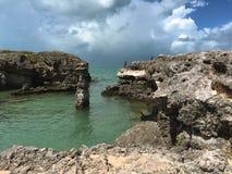 Привлекательности в Бермудских Островах стоковые фото