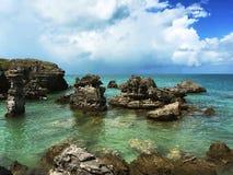 Привлекательности в Бермудских Островах стоковое фото