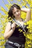 привлекательные детеныши женщины Стоковые Фото