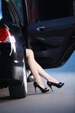 привлекательные ноги Стоковая Фотография RF