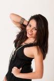 привлекательный испанец девушки Стоковые Фотографии RF