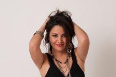 привлекательный испанец девушки Стоковое фото RF