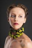 привлекательный портрет девушки стоковое изображение