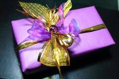привлекательный праздник подарка Стоковые Фото