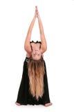 привлекательный танцор живота Стоковая Фотография