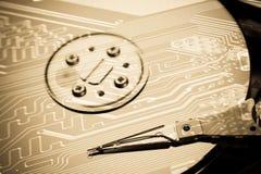 привод компьютера трудный Стоковые Изображения RF