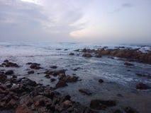 Привод океана стоковое фото rf