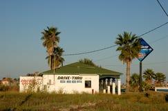 привод texas пива до конца Стоковая Фотография