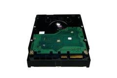Привод жесткого диска компьютера оборудования Стоковое Изображение RF