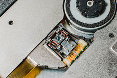 Привод компакт-диска Стоковые Изображения RF