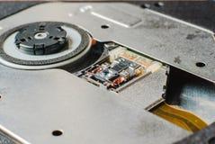 Привод компакт-диска Стоковая Фотография