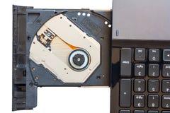 Привод компьютера стоковое фото rf