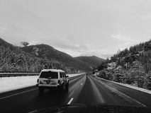 Привод Колорадо Стоковые Изображения