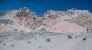 Привод художника, национальный парк Death Valley Стоковые Изображения RF