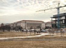 Привод Madison, DC Вашингтона Стоковая Фотография
