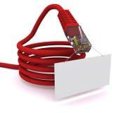 привяжите таблетку сети удерживания Стоковые Изображения RF
