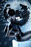 Привлекательная африканская женщина Стоковая Фотография RF
