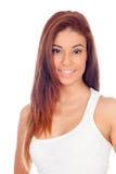 Привлекательная девушка стоковое изображение rf