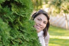 Привлекательная женщина Стоковая Фотография