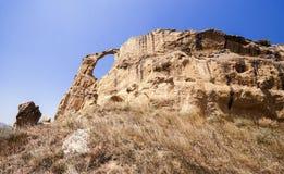 ` Привлекательности ` кольца ` горы кавказских минеральных вод Территория Stavropol ` Российская Федерация стоковые изображения rf