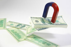 Привлекательность денег Стоковое Изображение RF