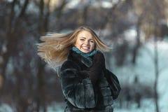 привлекательный портрет девушки Стоковое фото RF