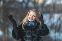 привлекательный портрет девушки Стоковое Изображение RF