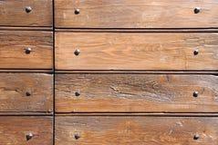 пригвождает древесину Стоковое фото RF