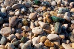 приглаживайте камни Стоковое Изображение