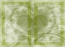 приглашение карточки Стоковая Фотография