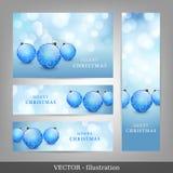 Приглашение на Кристмас и Новый Год. Стоковые Фотографии RF