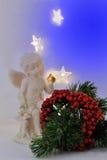 приглашение рождества звенит венчание Стоковое фото RF