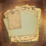 приглашение сердец карточки Стоковые Изображения