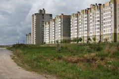 пригород города Стоковая Фотография RF