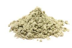 Пригорошня песка стоковое изображение