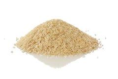 Пригорошня риса стоковая фотография